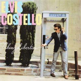 Элвис Костелло Elvis Costello. Taking Liberties (LP)