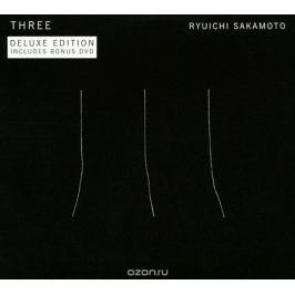 Рюичи Сакамото Ryuichi Sakamoto. Three. Deluxe Edition (CD + DVD)
