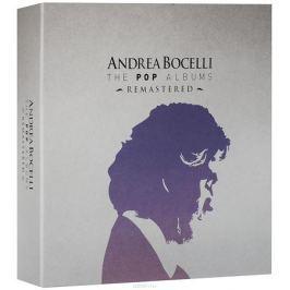 Андреа Бочелли Andrea Bocelli. The Pop Albums (14 LP)