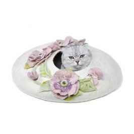 Домик для кошки La Vie Royale 1N33 Маки