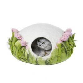 Домик для кошки La Vie Royale 1N34 Розы
