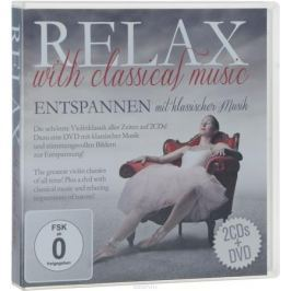 Relax With Classical Music (2 CD + DVD)