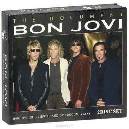 Джон Бон Джови Bon Jovi. Bon Jovi Interview CD And DVD Documentary (CD + DVD)