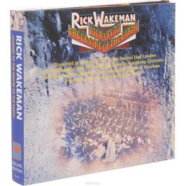 Рик Уэйкман Rick Wakeman. Journey To The Centre Of The Eart. Deluxe Edition (CD + DVD)