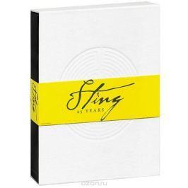 Стинг Sting. 25 Years (3 CD + DVD)