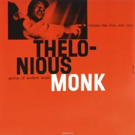 Телониус Монк Thelonious Monk. Genius Of Modern Music Vol.2 (LP)