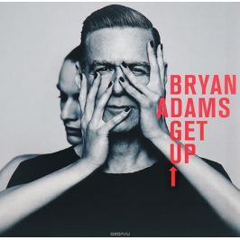 Брайан Адамс Bryan Adams. Get Up (LP)