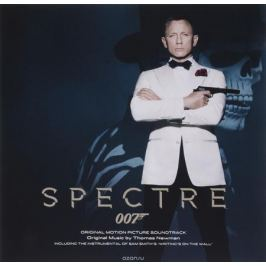 Spectre. Original Motion Picture Soundtrack. Original Music By Thomas Newman (LP)