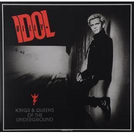Билли Айдл Billy Idol. Kings & Queens Of The Underground (2 LP)