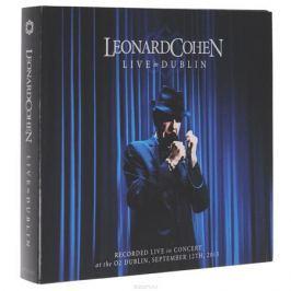 Леонард Коэн Leonard Cohen. Live In Dublin (3 CD)