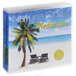 Dominique Bouvier,Georges Sandri Nature Chill & Meditation (5 CD)