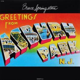 Брюс Спрингстин Bruce Springsteen. Greetings From Asbury Park, N.J. (LP)