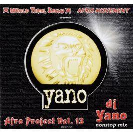 Dj Yano Dj Yano. Afro Project. Vol. 13