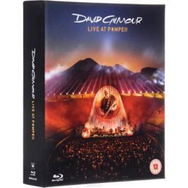 Дэвид Гилмор David Gilmour. Live At Pompeii. Deluxe Edition (2 CD + 2 Blu-ray)