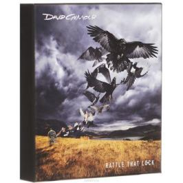 Дэвид Гилмор David Gilmour. Rattle That Lock. Deluxe Edition (CD + DVD)
