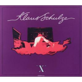 Клаус Шульце Klaus Schulze. X (2 CD)