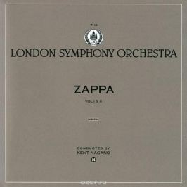 Фрэнк Заппа Frank Zappa. London Symphony Orchestra, Volume I & II (2 CD)