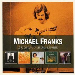 Майкл Фрэнкс Original Album Series. Michael Franks (5 CD)