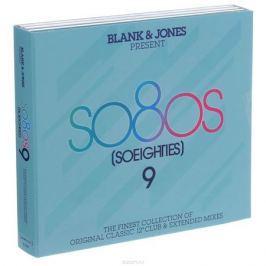 Blank & Jones. So80's (So Eighties) 9 (3 CD)