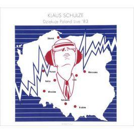 Клаус Шульце Klaus Schulze. Dziekuje Poland Live 83 (2 CD)
