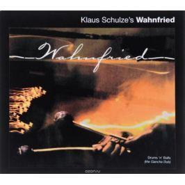 Клаус Шульце Klaus Schulze's Wahnfried. Drums'n'Balls (The Gancha Dub)