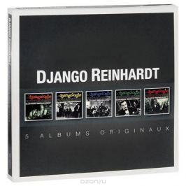 Джанго Рейнхардт Django Reinhardt. Original Album Series (5 CD)