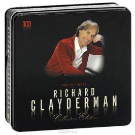 Ричард Клайдерман Richard Clayderman. The Ultumate Richard Clayderman Collectors Edition (3 CD)