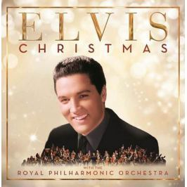 Элвис Пресли,The Royal Philharmonic Orchestra Elvis Presley, The Royal Philharmonic Orchestra. Christmas With Elvis Presley And The Royal Philharmonic Orchestra (LP)