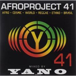 Dj Yano DJ Yano. Afro Project Vol. 41