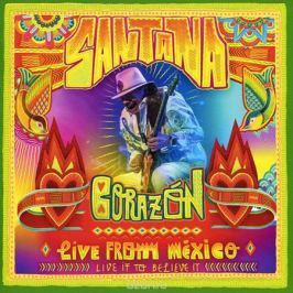 Santana Santana. Corazon, Live from Mexico: Live It to Believe It