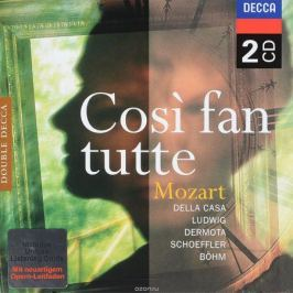 Karl Boehm. Mozart: Cosi Fan Tutte (2 CD)
