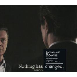 Дэвид Боуи David Bowie. Nothing Has Changed (3 CD)
