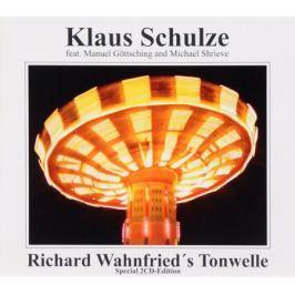 Клаус Шульце Klaus Schulze. Richard Wahnfried's Tonwelle (2 CD)
