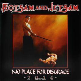 Flotsam and Jetsam Flotsam & Jetsam. No Place For Disgrace (LP)
