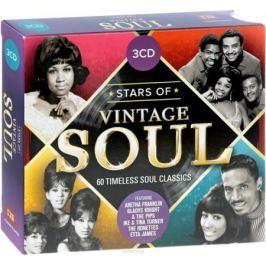Stars Of Vintage Soul (3 CD)