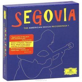 Андре Сеговия Andres Segovia. The American Decca. Recordings 1 (6 CD)