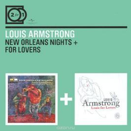 Луи Армстронг Louis Armstrong. New Orleans Nights / For Lovers (2 CD)