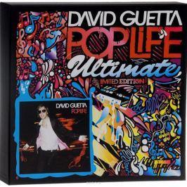 Дэвид Гетта David Guetta. Pop Life Ultimate. Limited Edition (3 CD + DVD + LP)