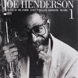Джо Хендерсон Joe Henderson. The State Of The Tenor. Live At The Village Vanguard. Volume 1 (LP)