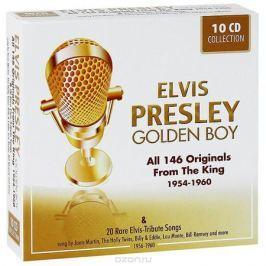 Элвис Пресли,Джанис Мартин,Бойл Билли,Эдди Кокрэн,Felton Jarvis Elvis Presley. Golden Boy (10 CD)