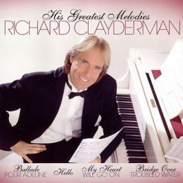 Ричард Клайдерман Richard Clayderman. His Greatest Melodies (2 CD)