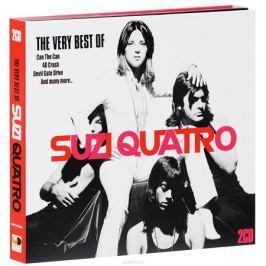 Сьюзи Куатро Suzi Quatro. The Very Best Of Suzi Quatro (2 CD)