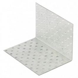 Крепежный уголок равносторонний 2, 0 мм, KUR 100x100x140 мм, Сибртех