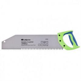 Ножовка по дереву Сибртех Зубец 400 мм шаг зуба 10 мм 23820