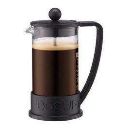 Кофейник с прессом Brazil 0.35 л. чёрный 10948-01 Bodum