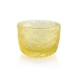 Чаша Tricot, 9.5 см, желтая 7810.2 IVV