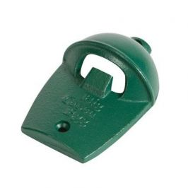 Открывалка для бутылок настенная, в виде гриля, зелёная BGEBO Big Green Egg