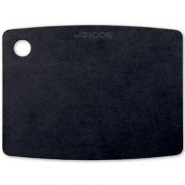 Доска разделочная черная 20х15 691510 Arcos