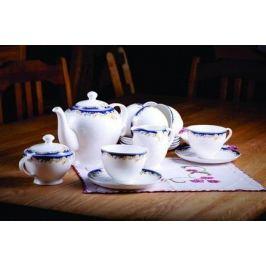 Сервиз чайный Ноктюрн на 6 персон, 15 пр. 71531 А Akky