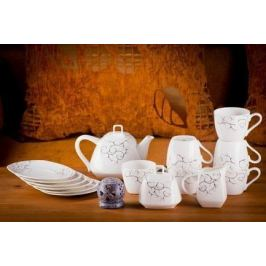 Сервиз чайный Тодес на 6 персон, 15 пр. 71537 А Akky